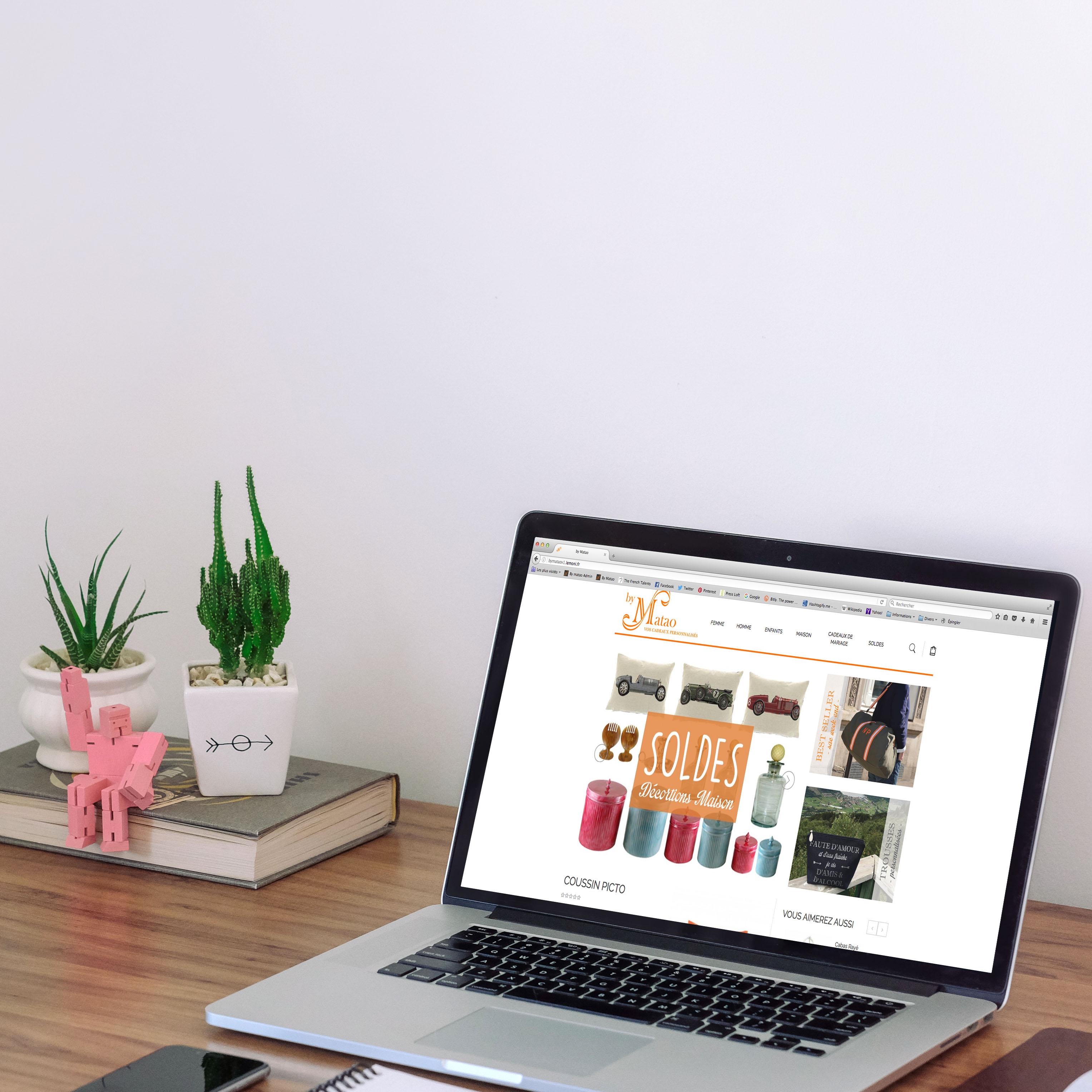 E-shop by Matao
