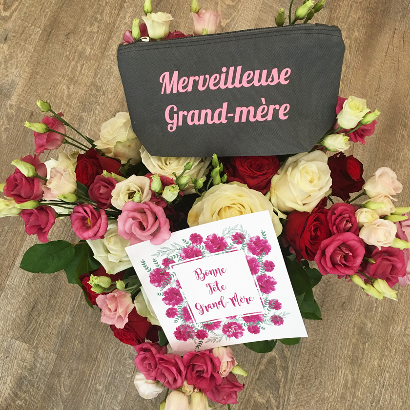 Trousse merveilleuse grand-mere by matao