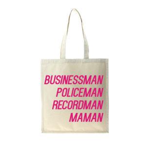 tote bag personnalisé pour une maman - by matao