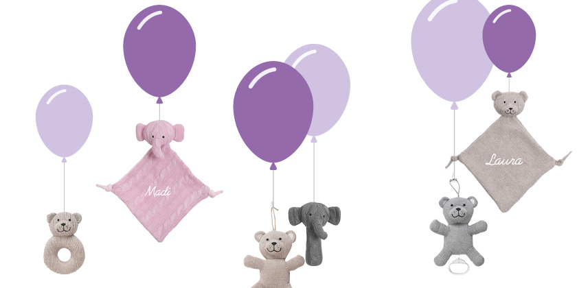 Collection tricot enfant - cadeaux naissance personnalisé - by Matao